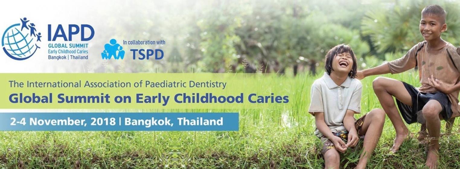 IAPD ปีนี้ จัดที่กรุงเทพฯ ในวันที่ 2-4 พย. นี้นะคะ ชมรมทันตกรรมสำหรับเด็กแห่งประเทศไทย เป็นเจ้าภาพร่วม