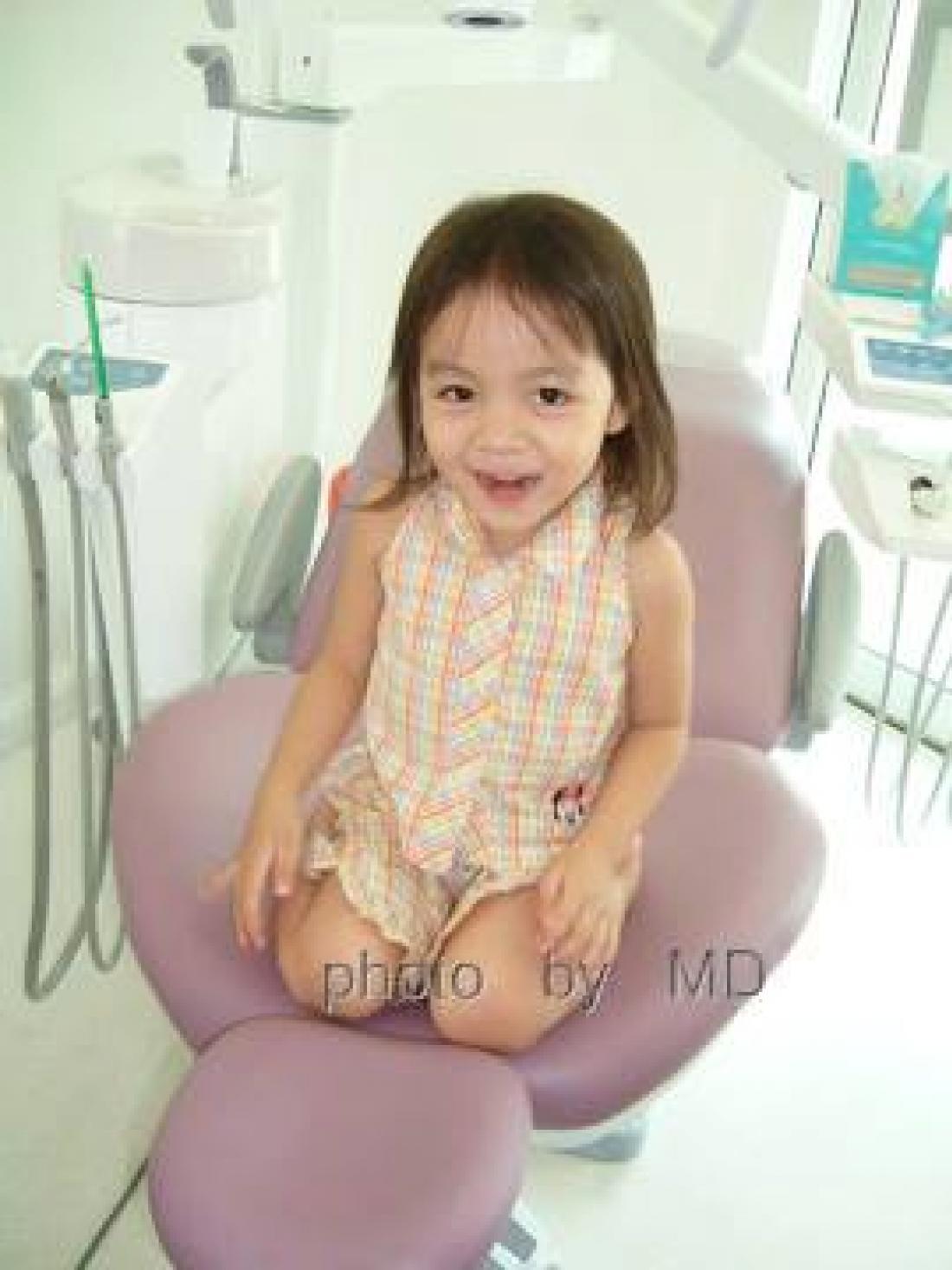 บทความเรื่อง First Date : นัดแรกของลูกกับหมอฟัน
